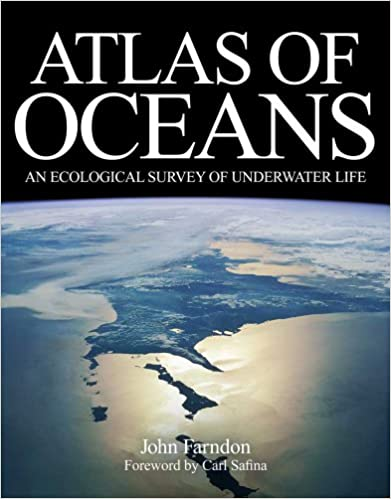 cover image, Atlas of Oceans