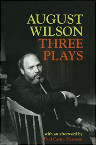 cover image, Three Plays
