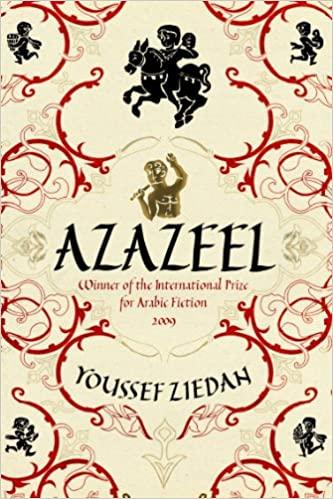 cover image, Azazeel