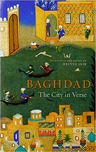 cover image, Baghdad: The City in Verse