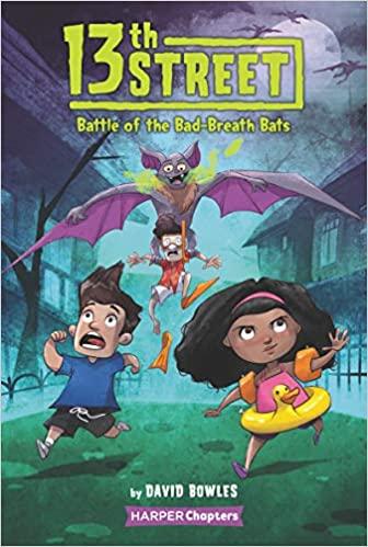 Battle of the Bad Breath Bats