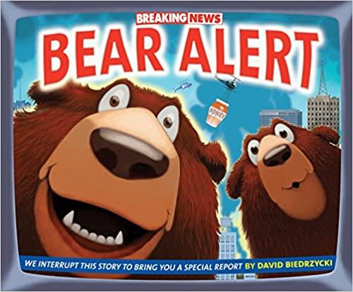 cover image, Bear Alert