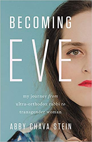 cover image, Becoming Eve