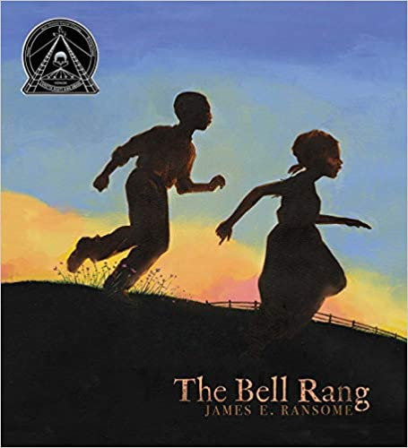cover image, The Bell Rang