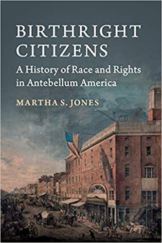 cover image, Birthright Citizens