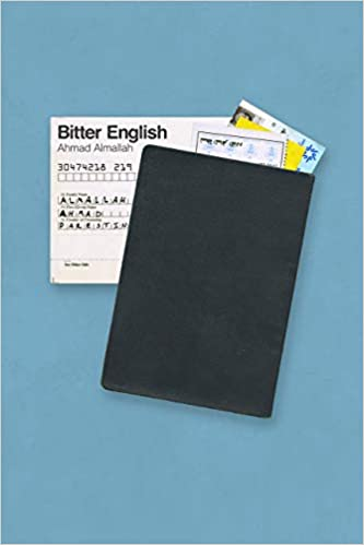 cover image, Bitter English