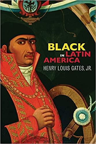 cover image Black in Latin America