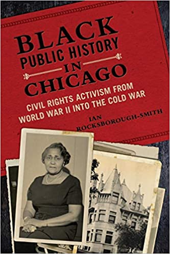 cover image, Black Public History in Chicago