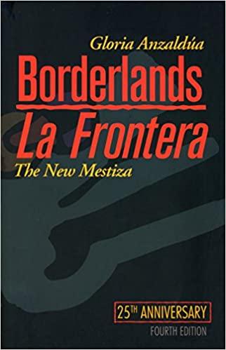 cover image, Borderlands / La Frontera