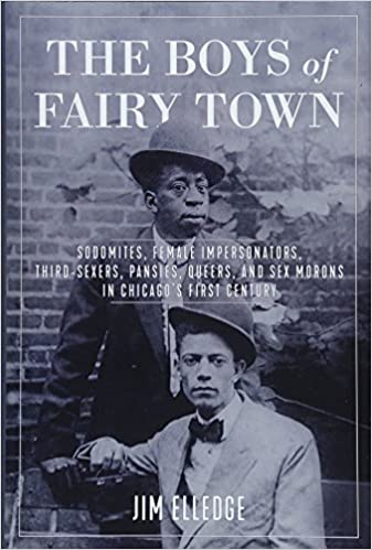 cover image, The Boys of Fairy Town
