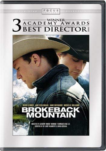 cover image, Brokeback Mountain