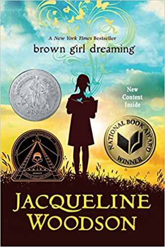cover image, Brown Girl Dreaming