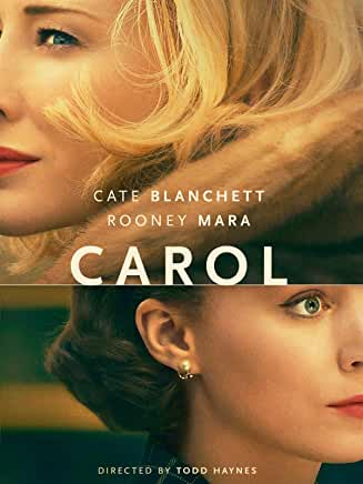 cover image, Carol