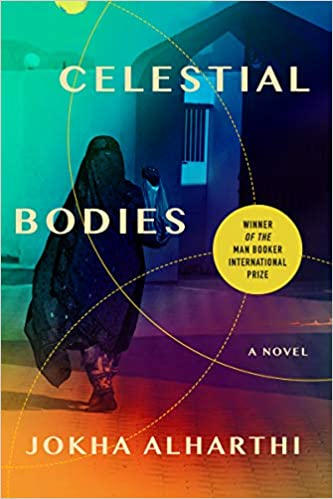cover image, Celestial Bodies