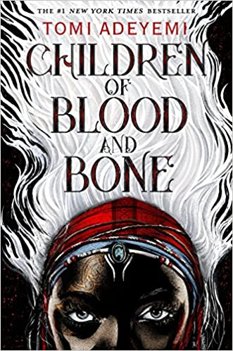 cover image, Children of Blood and Bone