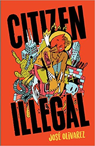 cover image Citizen Illegal