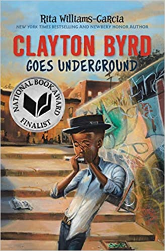 cover image, Clayton Byrd Goes Underground