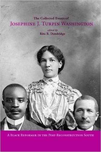 The Collected Essays of Josephine J. Turpin Washington