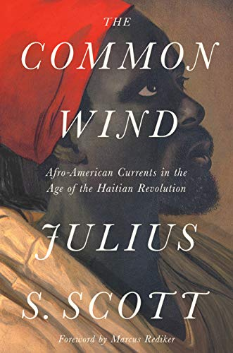 cover image, The Common Wind