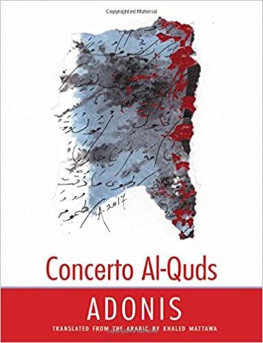 cover image, Concerto Al-Quds