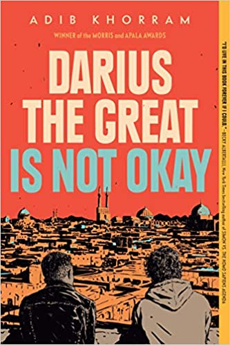 cover image, Darius the Great Is Not Okay