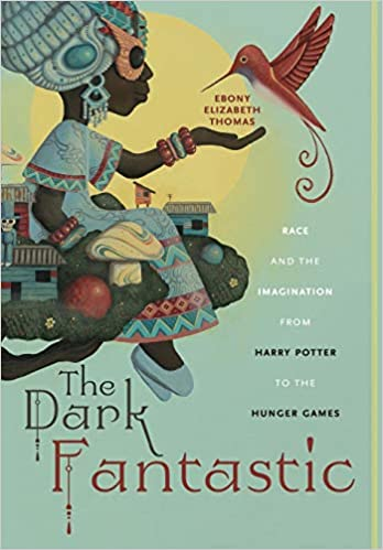 cover image The Dark Fantastic