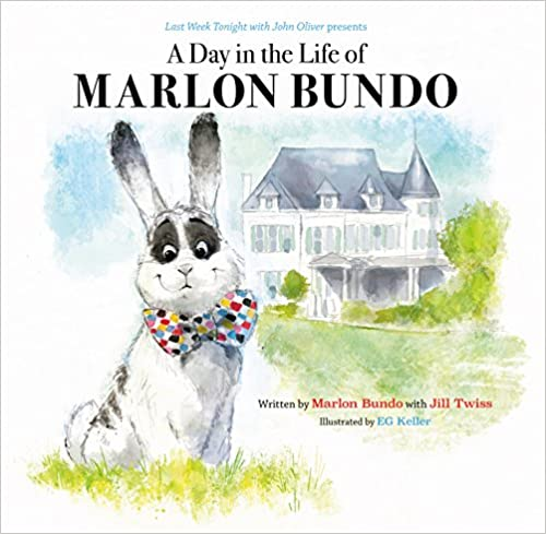 cover image, A Day in the Life of Marlon Bundo