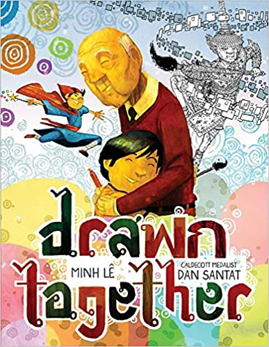 cover image, Drawn Together