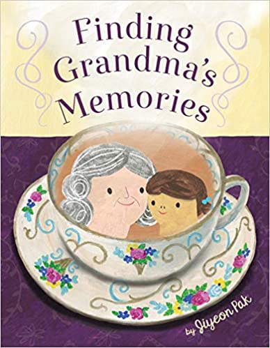 cover image, Finding Grandma's Memories