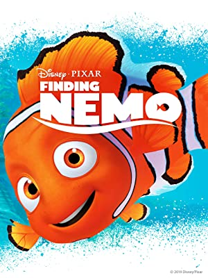 cover image Finding Nemo