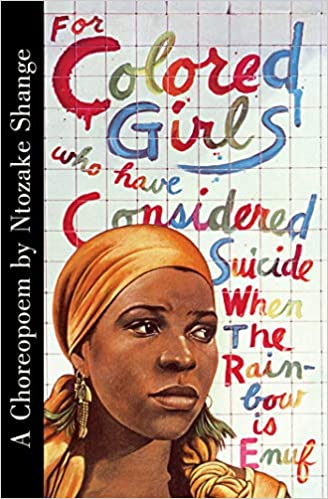 cover image, For Colored Girls