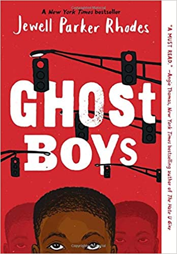 cover image, Ghost Boys