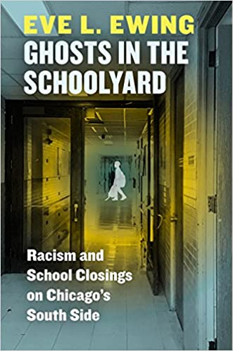 cover image, Ghosts in the Schoolyard