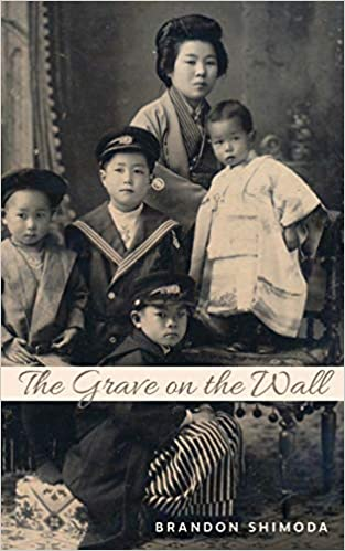 cover image, The Grave on the Wall