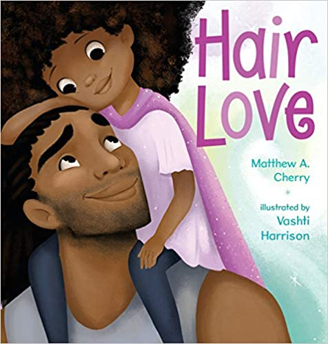 cover image Hair Love