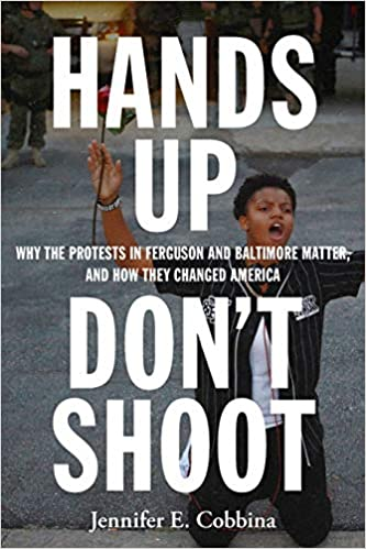 cover image, Hands Up, Don't Shoot