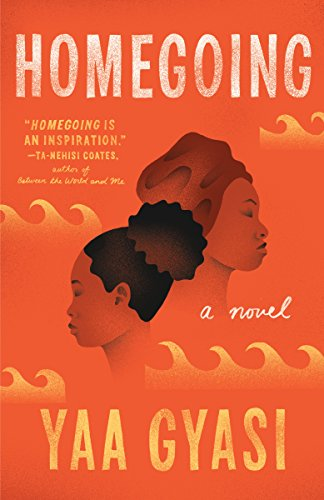 cover image, Homegoing