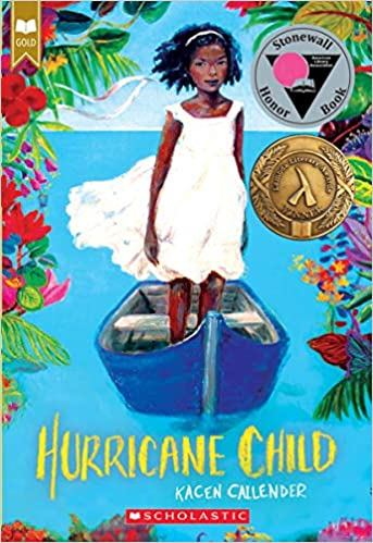 cover image, Hurricane Child