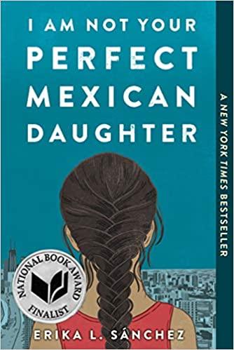 cover image I Am Not Your Perfect Mexican Daughter
