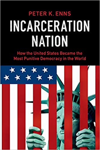 cover image, Incarceration Nation