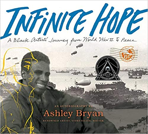 cover image, Infinite Hope