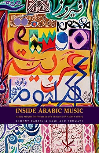 cover image, Inside Arabic Music