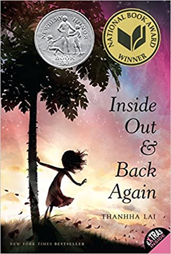 cover image, Inside Out & Back Again