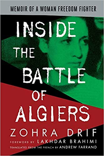 cover image, Inside the Battle of Algiers