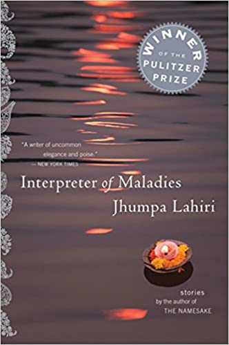 cover image, Interpreter of Maladies