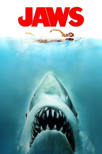 cover image, Jaws