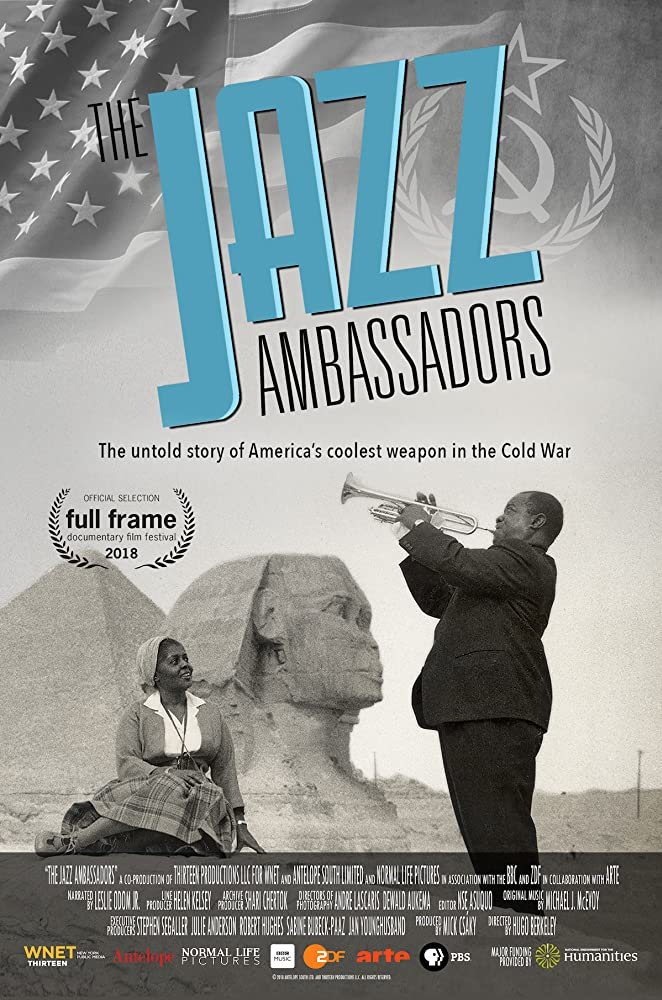 cover image, The Jazz Ambassadors