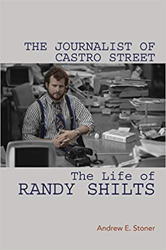cover image, The Journalist of Castro Street