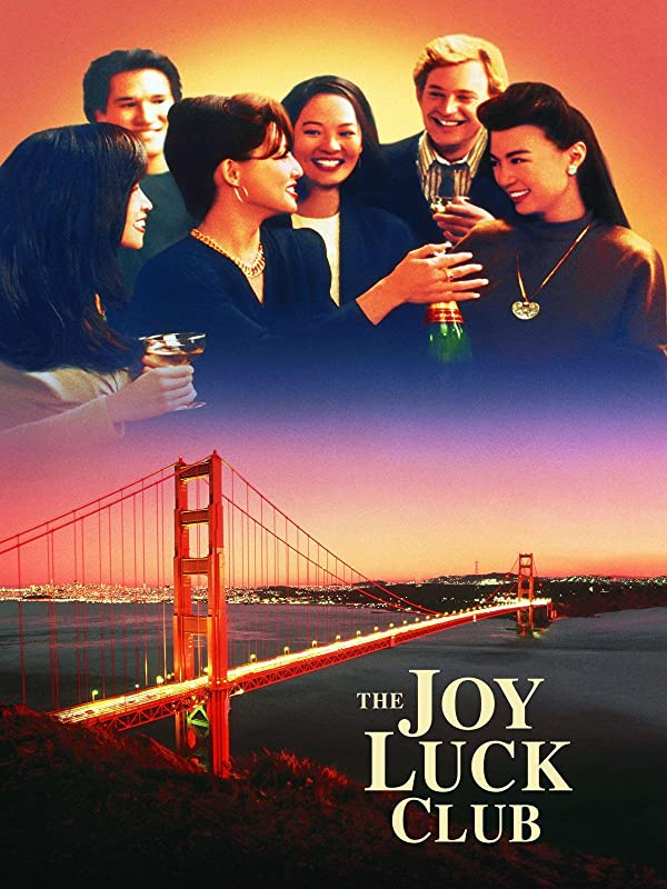 cover image, Joy Luck Club