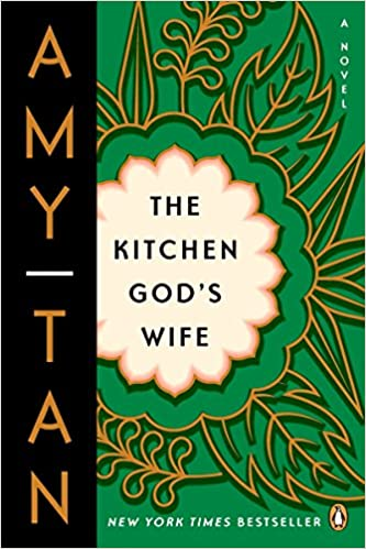cover image, The Kitchen God's Wife